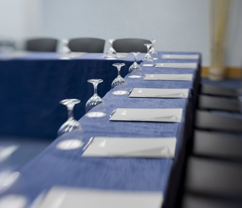 Meeting Rooms - Jáuregui Hotel Sercotel